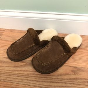 NukNuuk Leather Slippers (PM484)